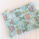 Rainbow Fish Wet Bag