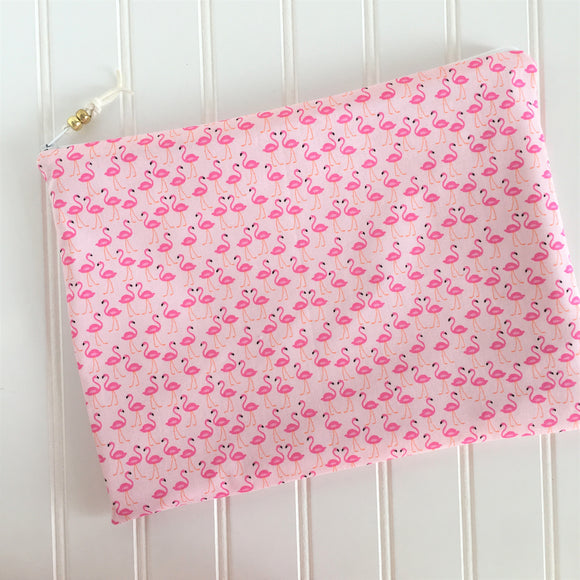 Pink Flamingo Wet Bag