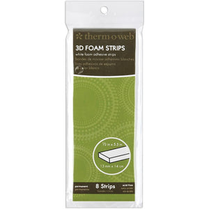 Therm-I-Web-3D Foam Strips Adhesive | Serendipity Craft Boutique