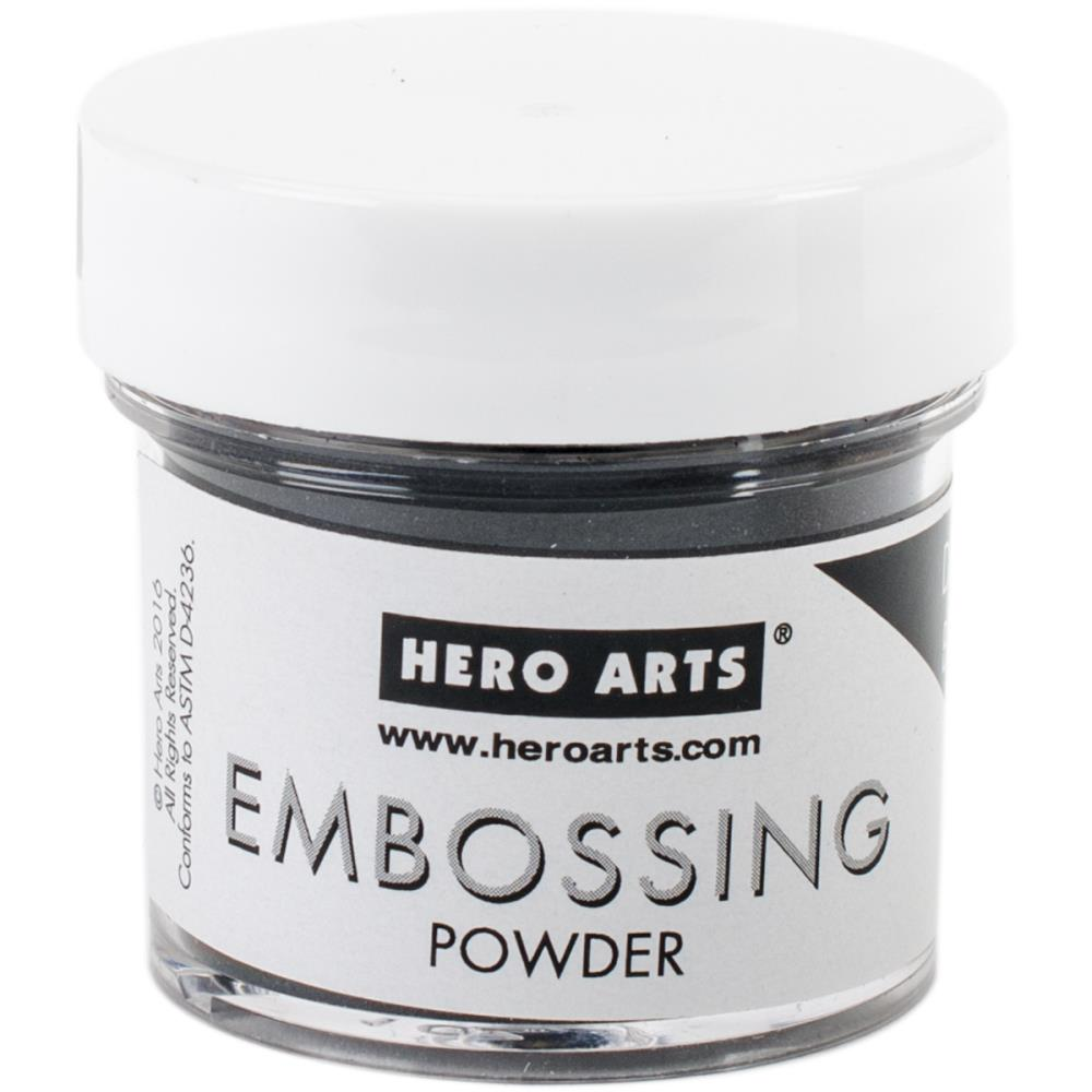Hero Arts Embossing Powder Detail Black | Serendipity Craft Boutique