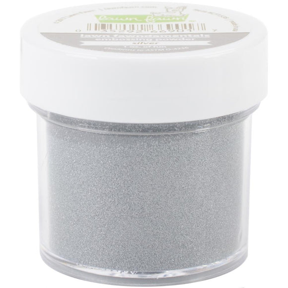 Lawn Fawn Embossing Powder Silver | Serendipity Craft Boutique
