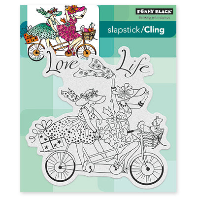 Penny Black Love Life Stamp Set | Serendipity Craft Boutique