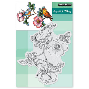 Penny Black Melody Makers Stamp Set | Serendipity Craft Boutique