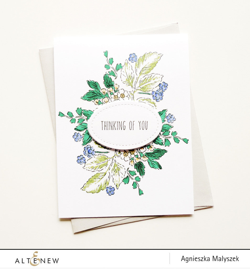 Altenew Beautiful Day Stamp Set | Serendipity Craft Boutique