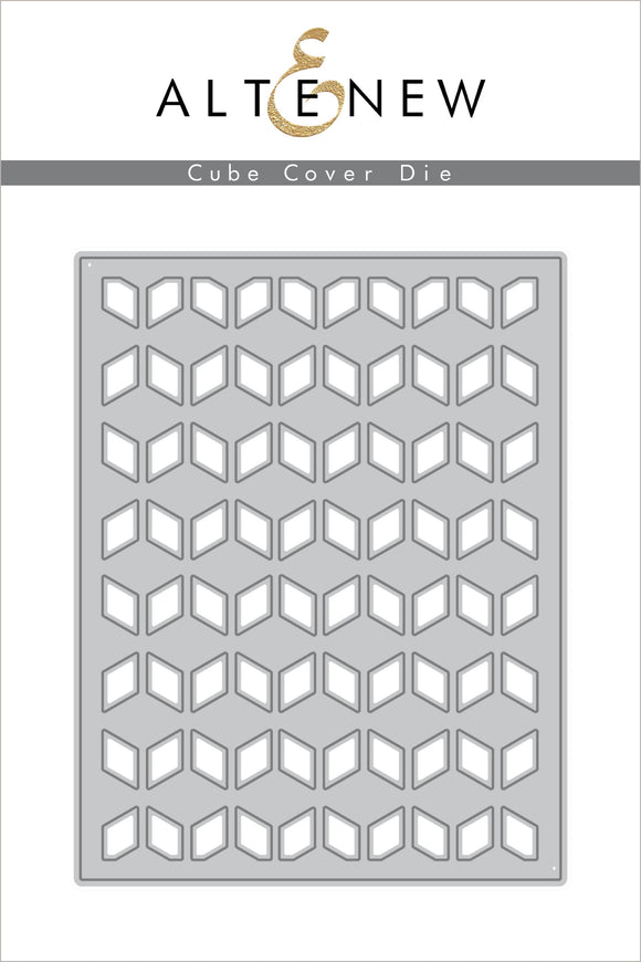 Altenew Cube Cover Die | Serendipity Craft Boutique