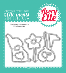 Avery Elle Ellie Die Set | Serendipity Craft Boutique