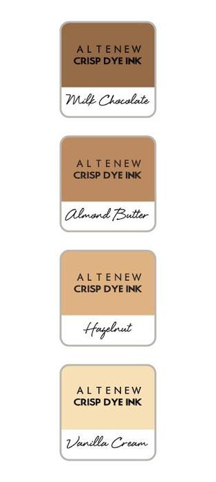 Altenew Delectable Delights Mini Ink Cube Set | Serendipity Craft Boutique