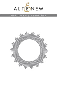 Altenew Mid-Century Frame Die  | Serendipity Craft Boutique
