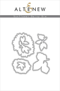 Altenew Sunflower Daisy Die Set | Serendipity Craft Boutique