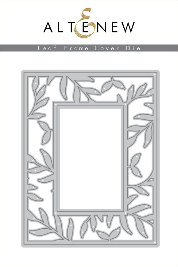 Altenew Leaf Frame Cover Die  | Serendipity Craft Boutique