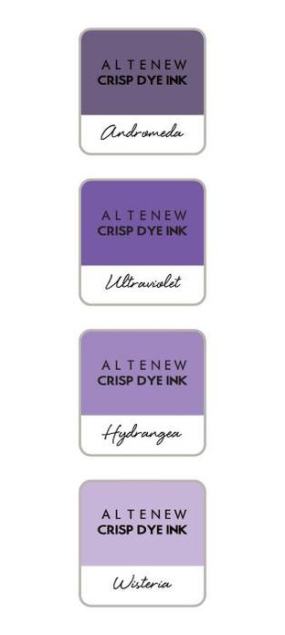 Altenew Enchanted Garden Mini Ink Cube Set | Serendipity Craft Boutique