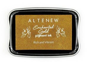 Altenew Enchanted Gold Pigment Ink | Serendipity Craft Boutique
