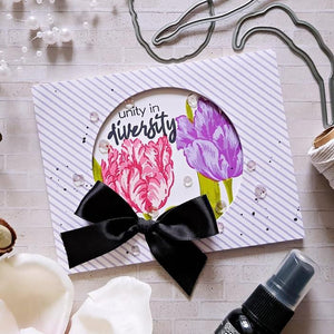 Altenew Exotic Tulips Stamp Set| Serendipity Craft Boutique