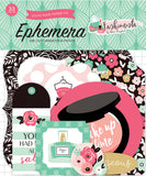 Echo Park Fashionista Ephemera | Serendipity Craft Boutique