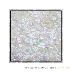 Studio Katia Iridescent Magnolia Sequins Mix | Serendipity Craft Boutique