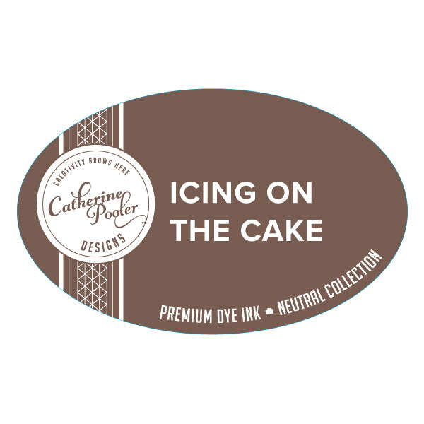 Catherine Pooler Icing on the Cake Ink Pad | Serendipity Craft Boutique
