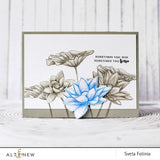 Altenew Lotus Stamp Set Stamp Set | Serendipity Craft Boutique