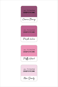 Altenew Rose Petal Mini Ink Cube Set | Serendipity Craft Boutique