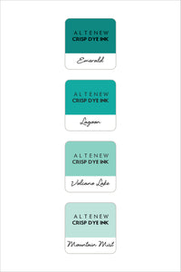 Altenew Sea Shore Mini Ink Cube Set | Serendipity Craft Boutique