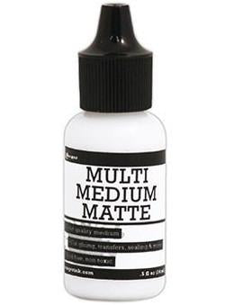 Ranger Multi-Medium Matte 0.5 fl oz | Serendipity Craft Boutique