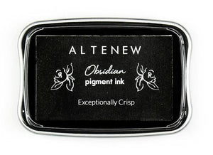 Altenew Obsidian Pigment Ink | Serendipity Craft Boutique