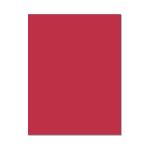 Hero Hues Premium Cardstock Cherry | Serendipity Craft Boutique