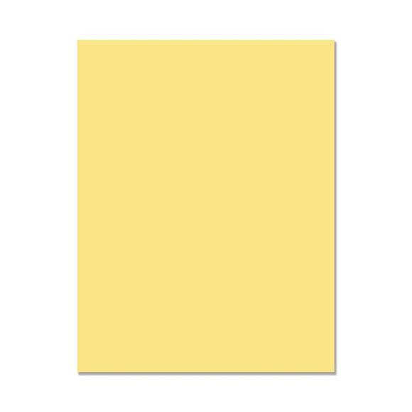 Hero Hues Premium Cardstock Canary | Serendipity Craft Boutique
