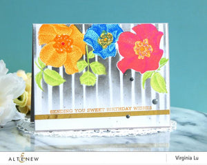 Altenew Peaceful Reverie Stamp Set | Serendipity Craft Boutique