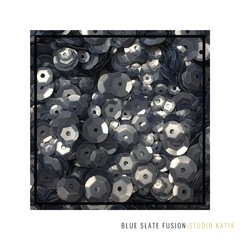 Studio Katia Blue Slate Sequins Mix | Serendipity Craft Boutique