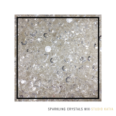Studio Katia Sparkling Crystals Mix | Serendipity Craft Boutique