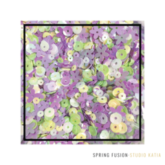 Studio Katia Spring Fusion Sequins Mix | Serendipity Craft Boutique