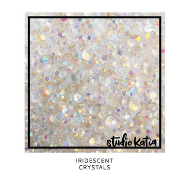 Studio Katia IRIDESCENT CRYSTALS | Serendipity Craft Boutique