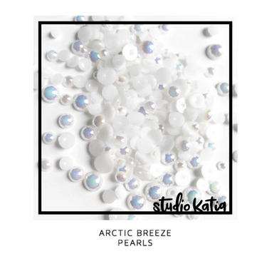 Studio Katia ARCTIC BREEZE PEARLS  | Serendipity Craft Boutique