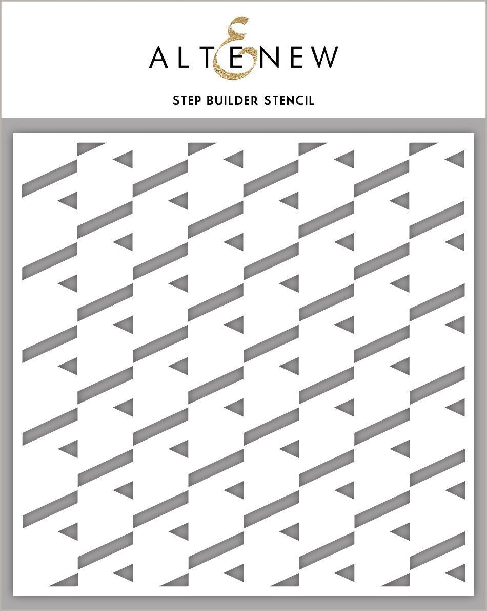 Altenew Step Builder Stencil | Serendipity Craft Boutique
