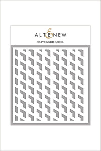 Altenew Weave Builder Stencil | Serendipity Craft Boutique