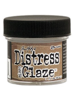 Tim Holtz Distress® Micro Glaze™ 1 fl oz | Serendipity Craft Boutique