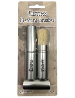 Tim Holtz Distress® Blending Brushes | Serendipity Craft Boutique