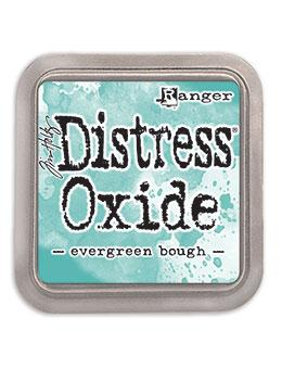 Tim Holtz Distress® Oxide Ink Pad Evergreen Bough | Serendipity Craft Boutique
