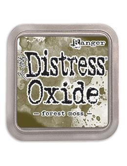 Tim Holtz Distress® Oxide Ink Pad Forest Moss | Serendipity Craft Boutique