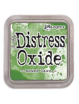NEW! TIM HOLTZ DISTRESS® OXIDE® INK PAD MOWED LAWN | Serendipity Craft Boutique