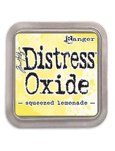 Tim Holtz Distress® Oxide Ink Pad Squeezed Lemonade | Serendipity Craft Boutique