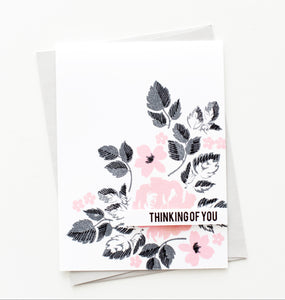 Altenew Thinking of You Stamp Set | Serendipity Craft Boutique