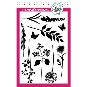 Catherine Pooler Wild Garden Stamp Set | Serendipity Craft Boutique