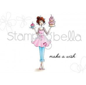 Stamping Bella Cakeabella Stamp Set | Serendipity Craft Boutique