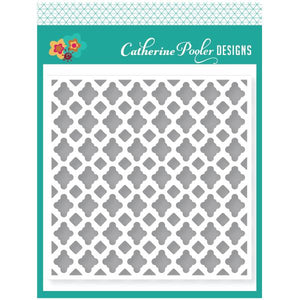 Catherine Pooler Turkish Delight Stencil | Serendipity Craft Boutique