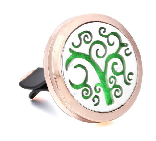 Tree of Life Car Air Freshener Aromatherapy Auto Car Interior Accessories