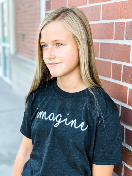 IMAGINE kids tee