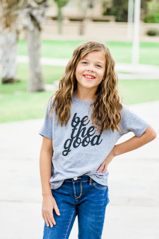 BE THE GOOD FIJI kids tee