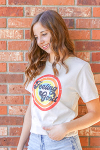 FEELING GOOD adult tee