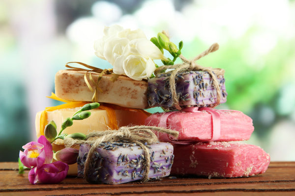 About Rose&Lavender Soaps